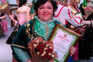 Первое место на Всероссийском конкурсе мастер-класса учителей родного языка и литературы «Туган тел»!