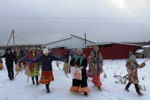 Праздник «Каз омэсе» состоялся в д. Тугузлы
