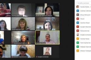Прошел 3  методический семинар по подготовке учебных пособий по татарскому языку для общеобразовательных школ РБ с русским языком обучения