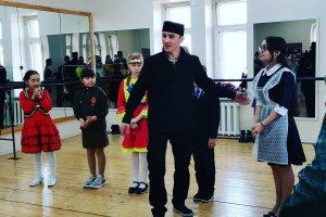 В рамках Республиканского конкурса-фестиваля «Тукаевские напевы»  прошли мастер-классы для конкурсантов