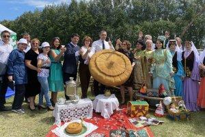 Фестиваль татарской национальной кухни «Бэлешфест»